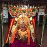 Day 6 -  Lakshmi Devi Alankaram with bangles